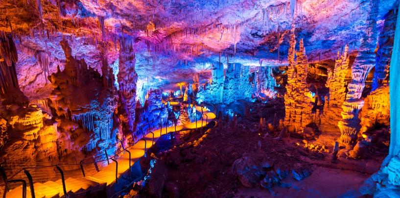 Сказочная пещера «Сорек»