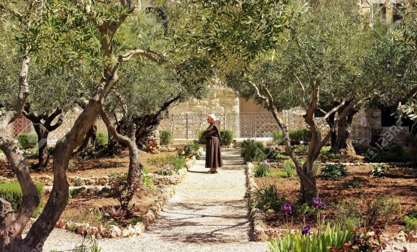 Гефсиманский сад