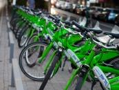 Всем по зеленому велосипеду!