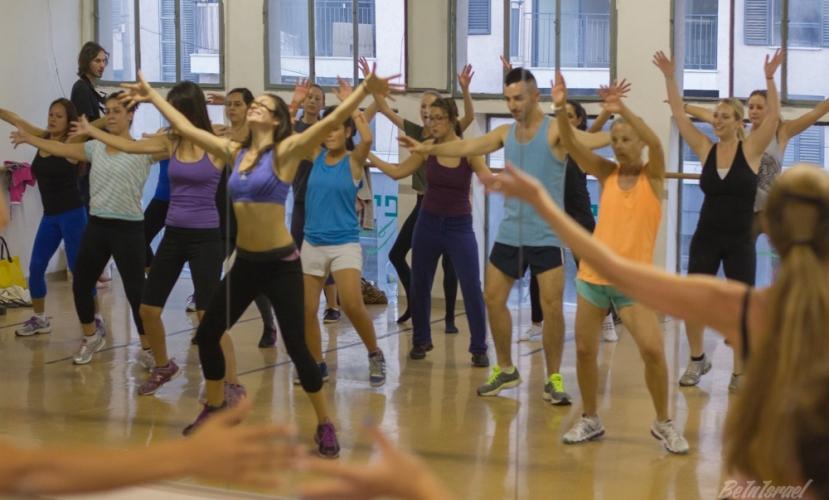 Танцующий Тель-Авив