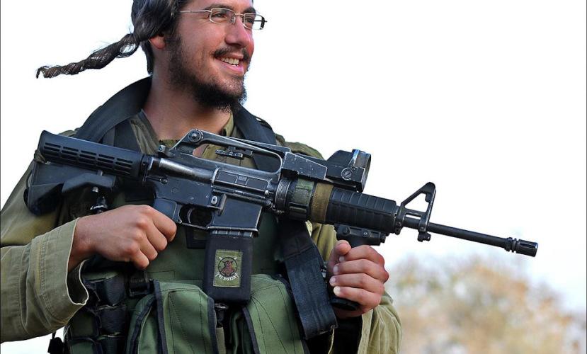 Израильский «плавильный котёл»