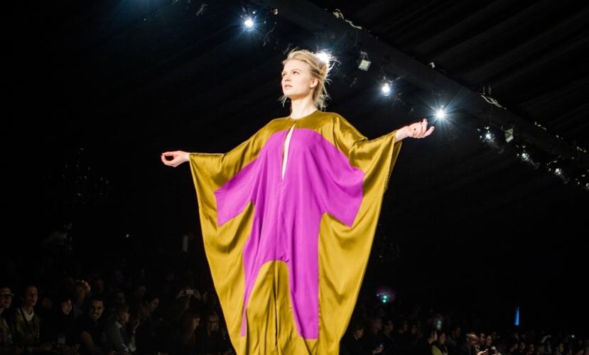 Gindi TLV Fashion Week — второй выход