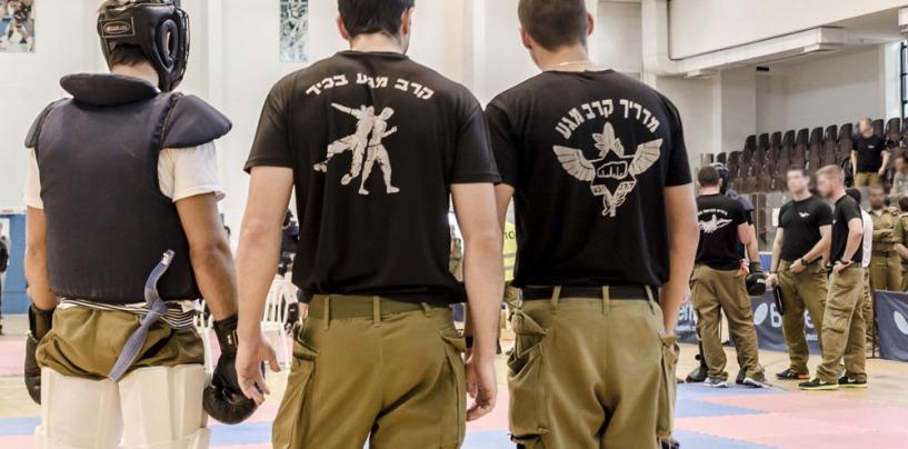 Крав-мага — искусство израильского боя (+16)