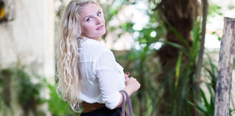 Кристина Шварцман — 30 лет, архитектор и дизайнер интерьера (Тель-Авив — Крым)