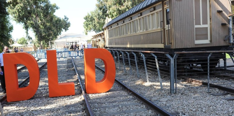 DLD Tel Aviv & Utopia Festival 2014