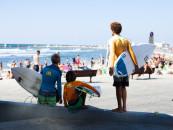 Фотопрогулка по прибрежному Тель-Авиву