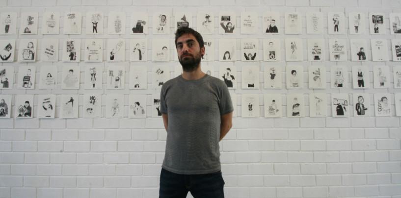 Израильская действительность в работах художника из Испании