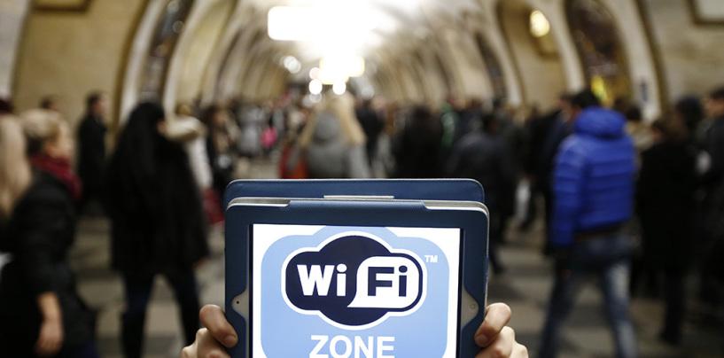 Высокоскоростной WI-FI в московском метро провели израильтяне