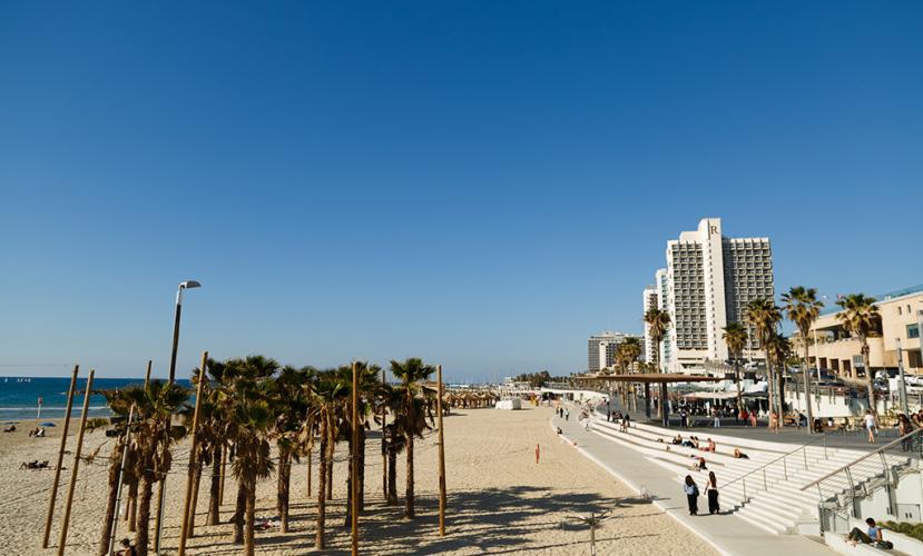 Тель-Авив возглавил Топ-10 прибрежных городов мира