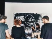Открытие концепт-стора Cheap Monday — Sample Sale