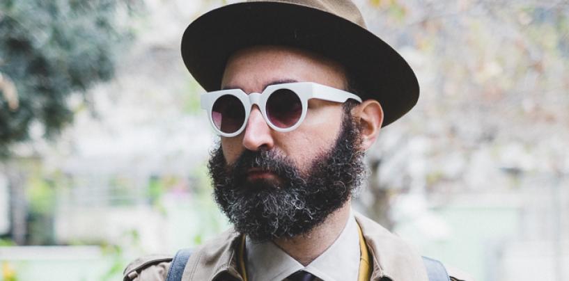 Асаф Либерфрунд — 29 лет, фэшн-блогер (Тель-Авив)