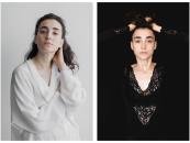 Серия портретов израильских актёров