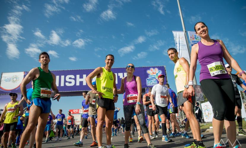 Тель-Авивский марафон 2015