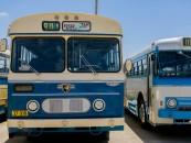 Новые автобусы Egged выехали на дороги страны, а старые переместились в музей