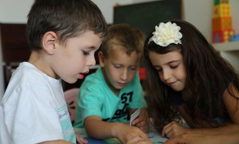 В сентябре открывается новый центр русского языка для детей – Мини Академия