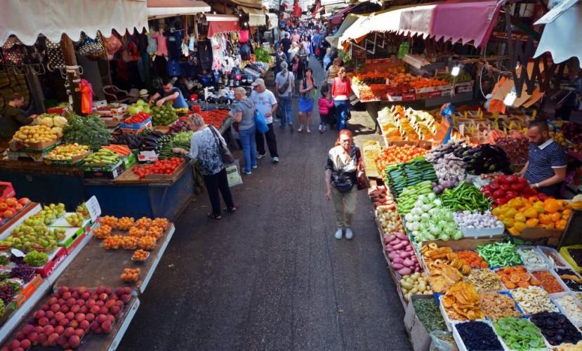 Маршрут по Тель-Авиву: городской шоппинг по пятницам