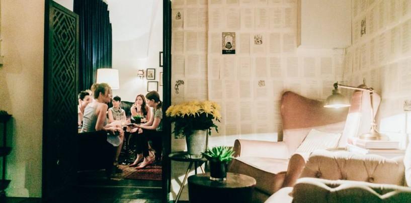 Beinisrael's Cocktail at Nine Rooms Ladies Club
