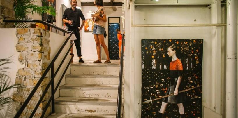 Открытие выставки «IGOR SKALETSKY SHOWS UP»