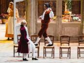 Классическая опера «Свадьба Фигаро» в Израиле