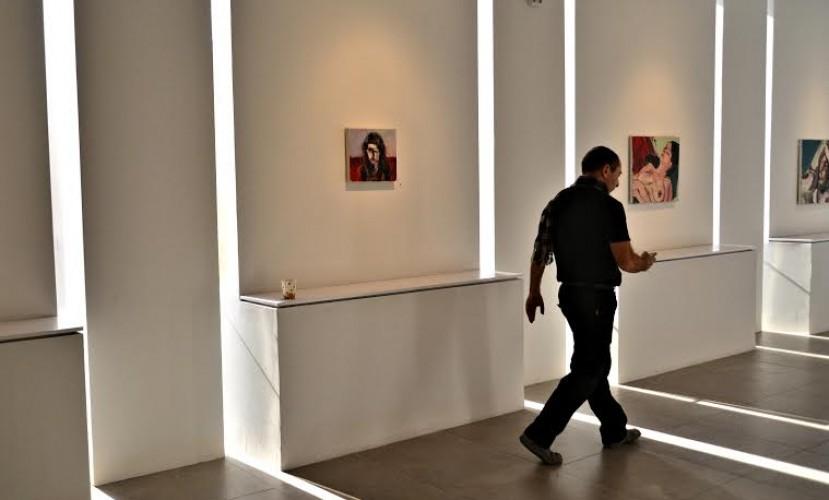 Алекс Кремер в галерее Rotschild Fine Art