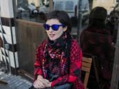 Лара Росновски: в 20 лет я удрала из Израиля в Лондон