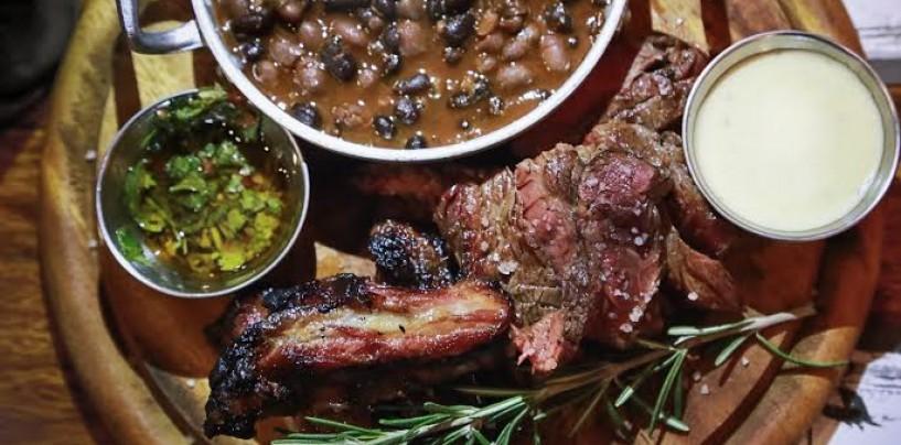 Buckaroo: американский BBQ не только для ковбоев