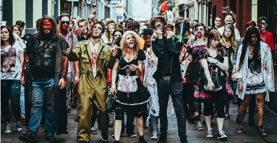 Zombiewalk_Telaviv