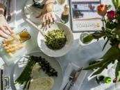 Nammos в Герцлии: суши с видом на яхты