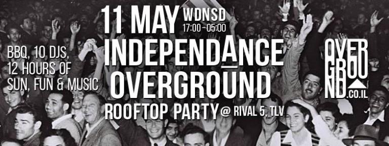 overground party