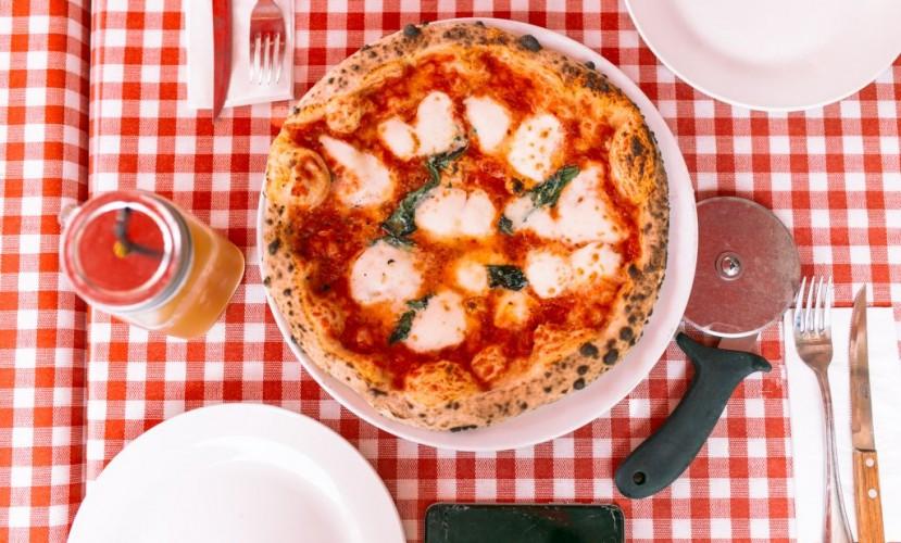 Просто идеальная пицца от Da Peppe