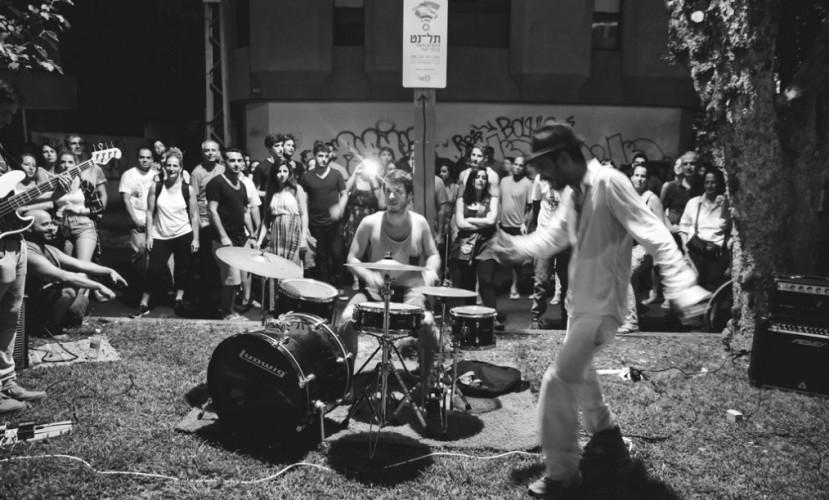Фестиваль «Белая ночь» в Тель-Авиве