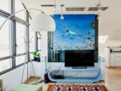 Квартира месяца на улице Ha-Dolfin (Яффо)