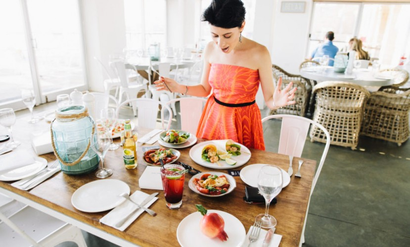 Cassis – ресторан у самого синего моря