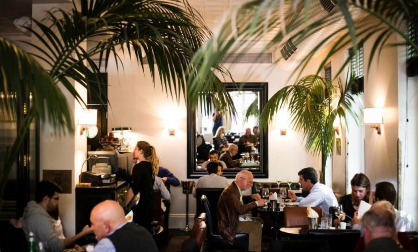Топ-5 ресторанов при отелях Тель-Авива