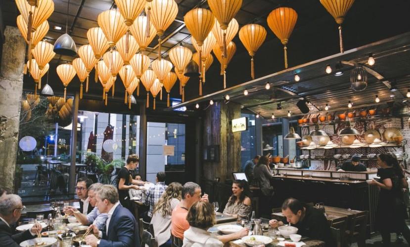 Тайский ресторанчик в Сароне – Tiger Lilly