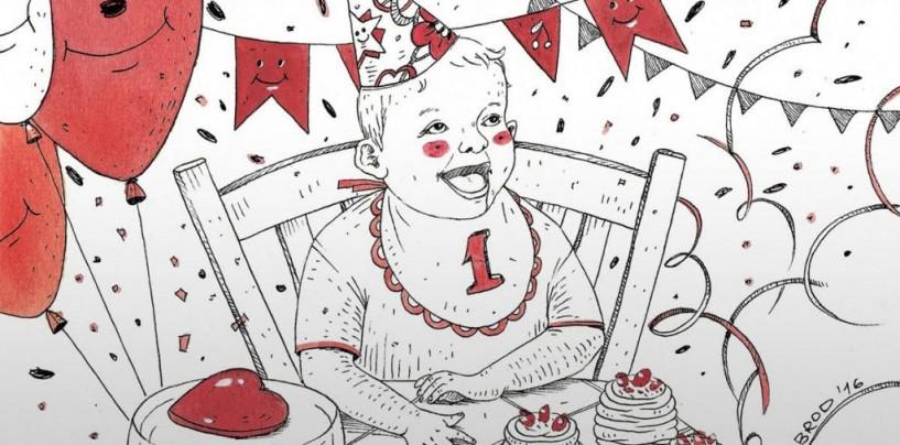 Первый день рождения: как и где организовать праздник