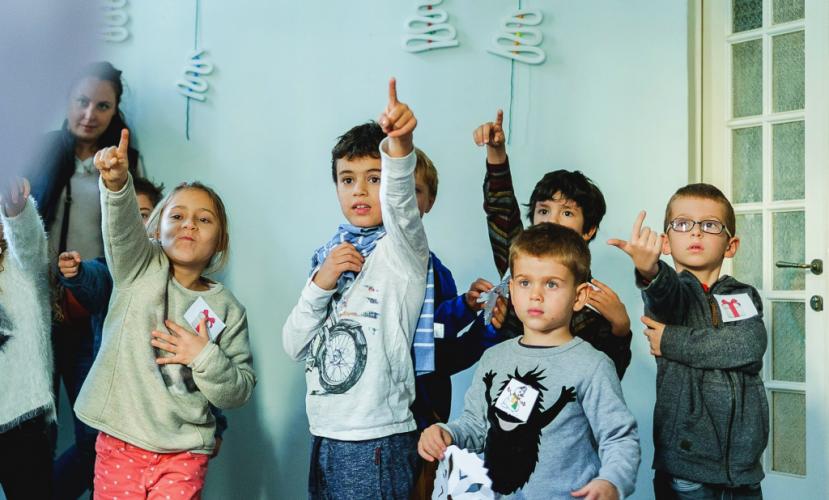 Детские Ёлки 2017 в Израиле