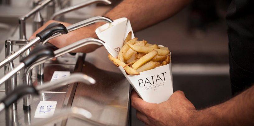 Чипс-бар Patat
