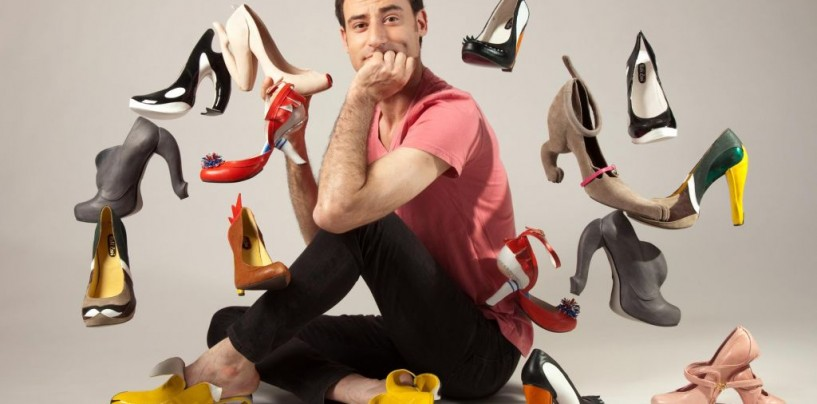 Коби Леви и его туфли