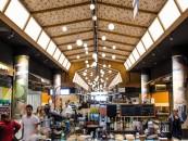 На углу Алленби и Ротшильд открылся новый фудмаркет