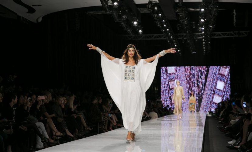 60 лет Gottex и открытие TLV Gindi Fashion Week 2017