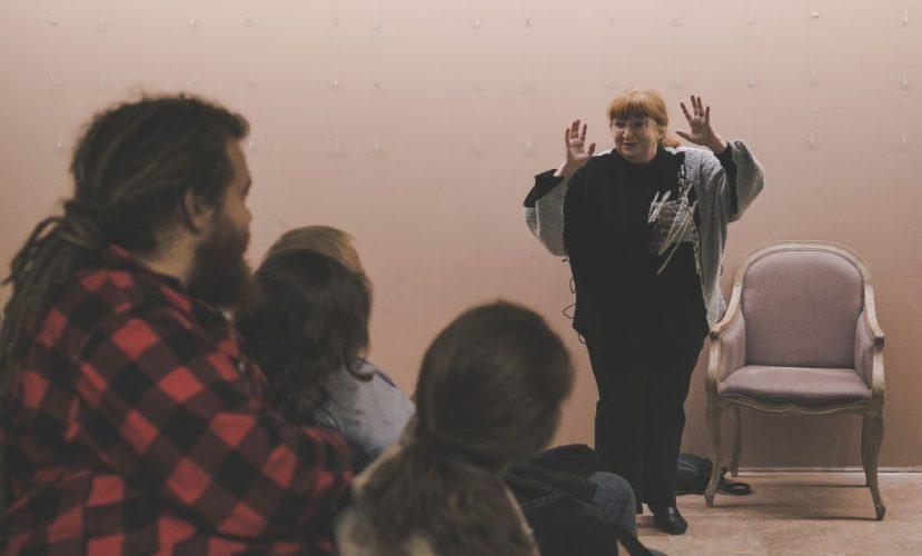 Мир театра Микро. Интервью с Ириной Горелик.