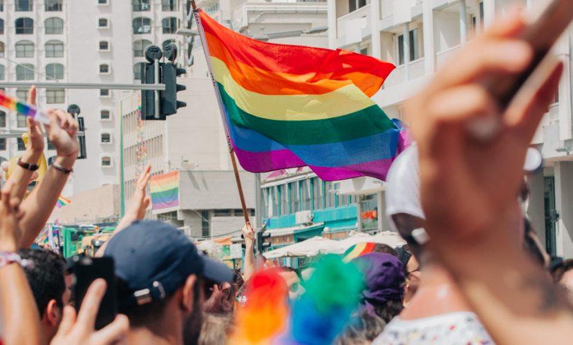 Pride Parade 2017 в Тель-Авиве