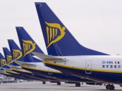 Лоукостер Ryanair открывает новое направление в Рим