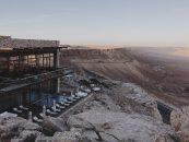 Отель Beresheet на краю кратера Рамон: честный обзор