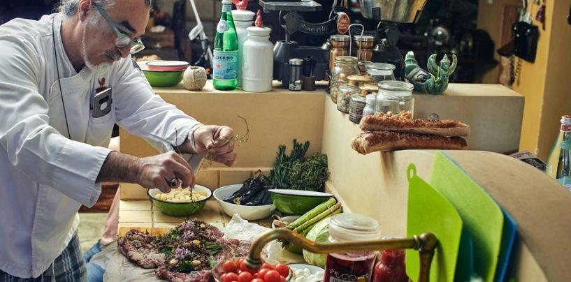 5 ведущих шеф-поваров Израиля открывают двери своих домов