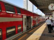 По Израилю на поезде