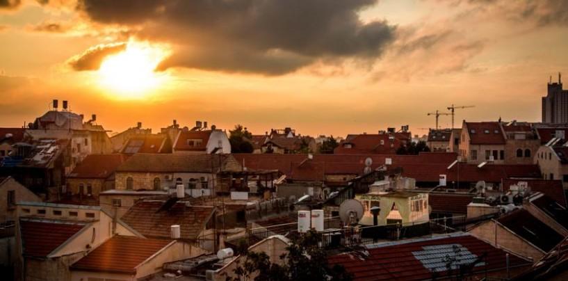 Топ-3 гостиницы Иерусалима до $120