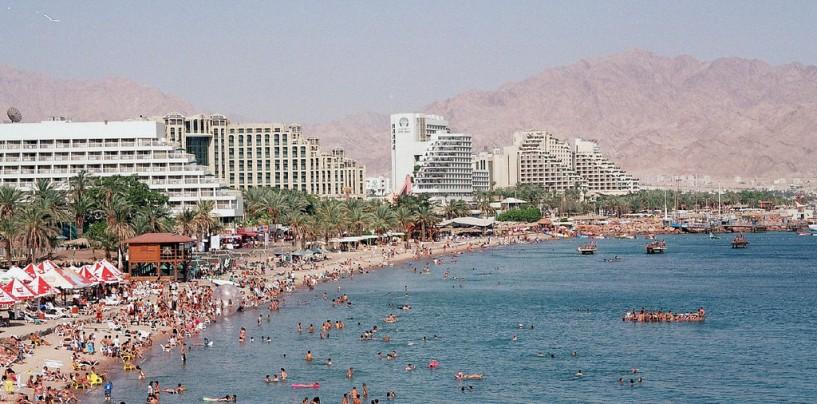 7 курортов Израиля