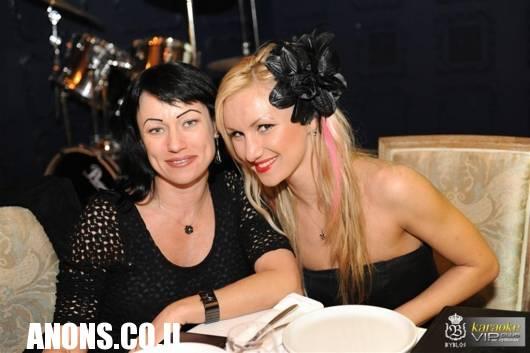 Гламурные русские звезды отдыхают в закрытом клубе #6